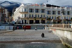 Гостиница отель Марино на набережной Ялты