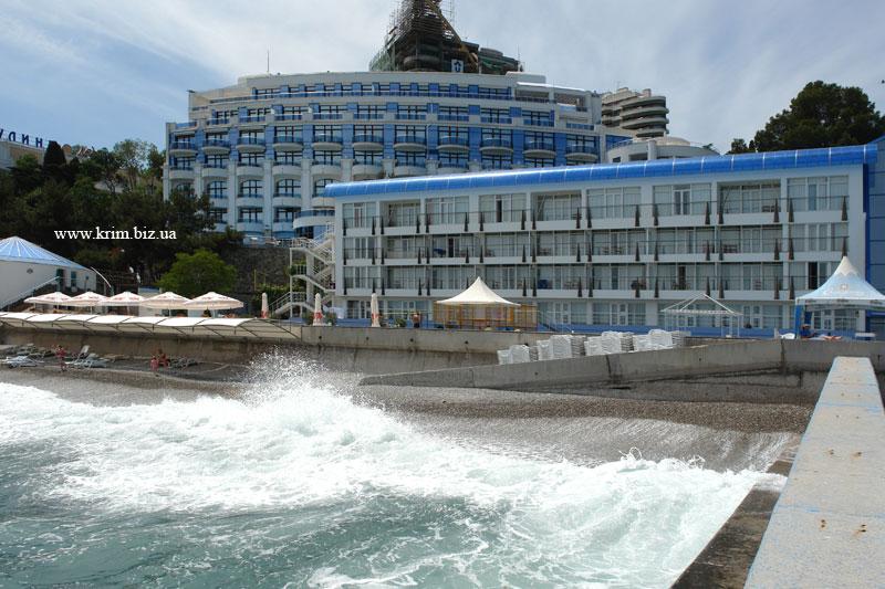 Vip отель Ялты Левант