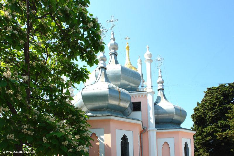 Церковь Иоанна Златоуста на Поликуровском холме