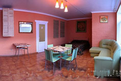 Гостиница Престиж в Ялте. Кафе