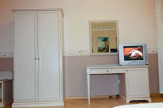 Гостиница отель Спарта в Ялте. Номер  Стандарт