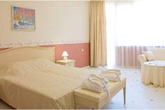 Гостиница Спарта в Ялте. Номер Стандарт улучшенный