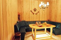Гостиница Спарта в Ялте. Сауна