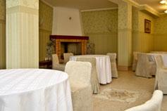 Гостиница отель Спарта в Ялте. Кафе