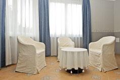 Гостиница отель Спарта в Ялте. Номер Apartments
