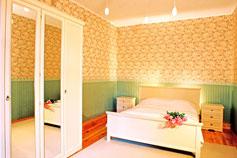 Гостиница отель Спарта в Ялте. Номер Deluxe