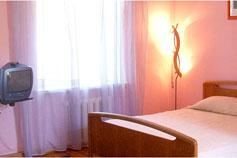 Гостиница отель Спарта в Ялте. Одноместный Стандарт
