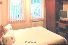 Отель Vasil в Ялте. Однокомнатный бизнес