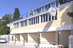 Отель Vasil в Ялте. Фасад