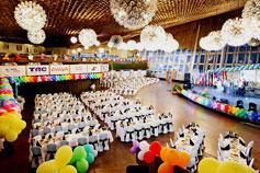 Гостиница Ялта Интурист в Ялте. Ресторан Хрустальный