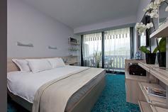 Гостиница Ялта Интурист в Ялте. Номер стандартный улучшенный