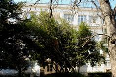 Санаторий Киев в центре Ялты. Корпус № 4
