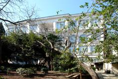 Санаторий (пансионат) Киев в центре Ялты