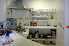 Гостиница Коралл в Ялте. Общая кухня