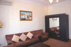 Гостиница отель Марино на набережной Ялты. Двухкомнатный Люкс Лагуна