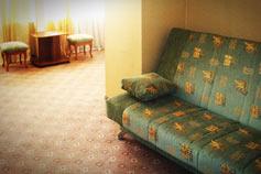 Ялта. Гостиница Отдых. Люкс № 105
