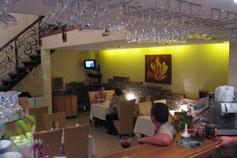 Гостиница Ротонда в Ялте. Ресторан