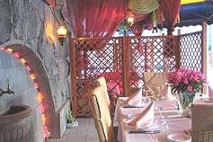 Гостиница Ротонда в Ялте. Кафе