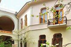 Гостиница У Лещинской в Ялте